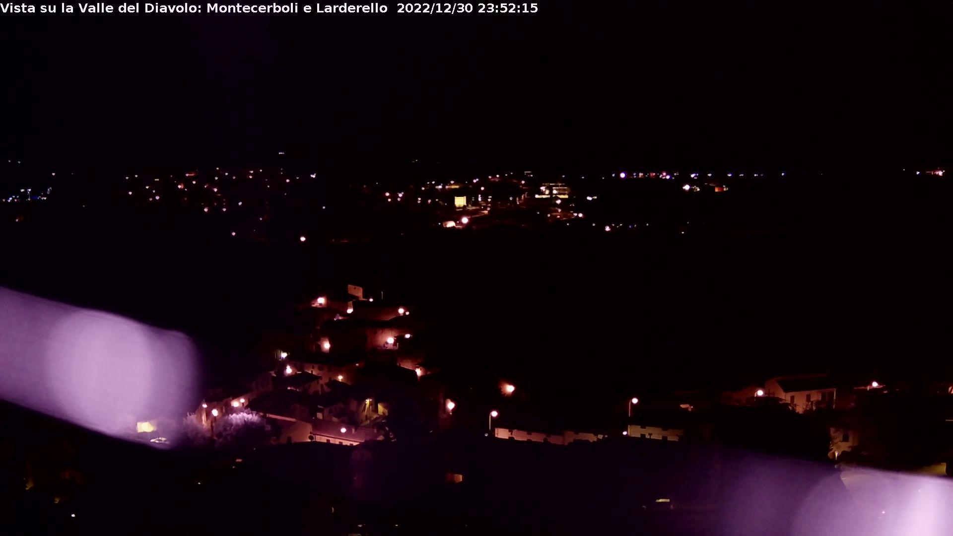 Webcam Colline Metallifere Larderello Castelnuovo Montecerboli